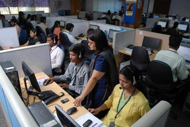 Indian Call Center Moving Overseas