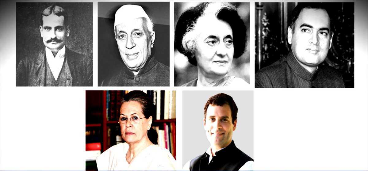 India's Politicians: Since Independence