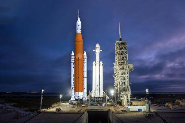 Why NASA's SLS Rocket Is So Special ?