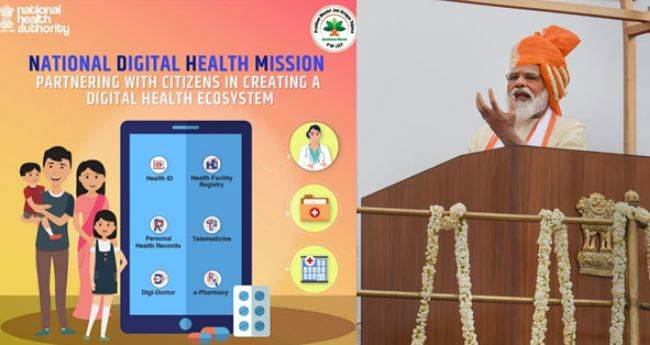 Everything To Know About PM Modi's Digital Health Mission